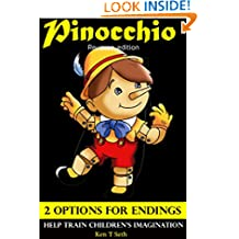 Books For Kids: Pinocchio ,Children's books,Bedtime Stories For Kids Ages 3-8 (Early readers chapter books,Early learning,Bedtime reading for kids,Bedtime ... readers / Bedtime stories for kids Book 9)