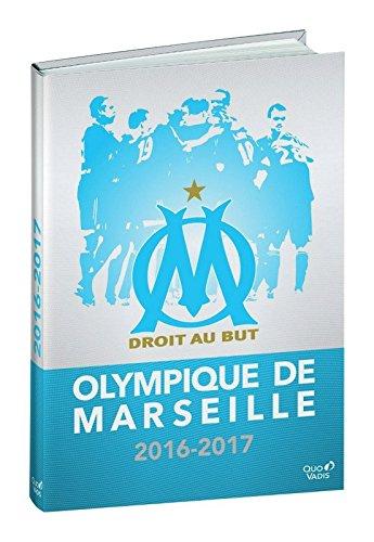 Quo Vadis Olympique Marseille Textagenda Agenda scolaire journalier Année 2016-2017 12 x 17 cm