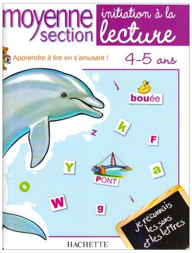 Initiation à la lecture MS maternelle par Stéphanie Benoit