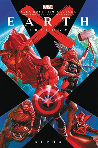 Preisvergleich Produktbild Earth X Trilogy Omnibus: Alpha