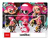 Nintendo Amiibo Splatoon 2 - Pack 3 in 1