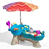 Step 2 Spill & Splash Water Sand Harbour Activity Table