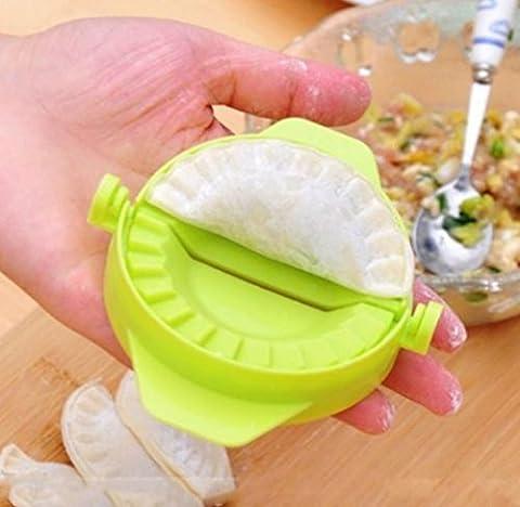 haoyishang, zu Super bequeme Küche Werkzeug Dumpling Maker Gerät DIY Jiaozi Form Küche Gadgets