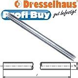 Product icon of Gewindestange M24 | Form A DIN 976 | Länge: 1m | Stahl