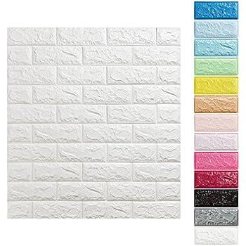 stickers muraux 3d brique ytat papier peint 3d brique. Black Bedroom Furniture Sets. Home Design Ideas