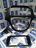 G.M. Production - 4356 - Mascherina Autoradio Doppio 2 DIN per Fiat Punto Street 2012 Punto Evo dal 2009 [max 98x172mm pannello frontale 2 DIN]