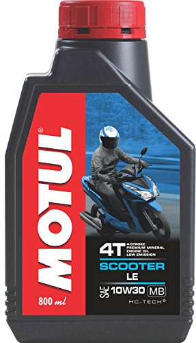 Buy Motul Scooter LE 10W30 Engine Oil (800 ml) online in India at discounted price