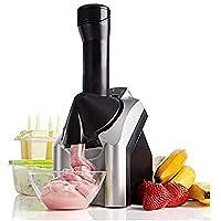 Machine à crème glacée, sorbets, sorbets, yaourts congelés, crème glacée aux fruits pour préparer de délicieux sorbets.