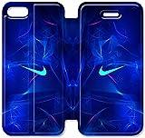 iPhone 5C Coque QAY-PVN Entwurfs-Schlag-PU-Leder Coque Pour iPhone 5c - VLNSECUO00018