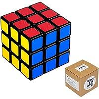 Lora&Chat 3x3 Cube de Vitesse Magique Classique Professionnel 60mm Jeux Educatifs Scientifiques
