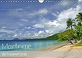 Martinique, die Traumstrände (Wandkalender 2019 DIN A4 quer): Atemberaubende Strände von Martinique. (Monatskalender, 14 Seiten ) (CALVENDO Natur) -