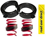 Pair Of Car Coil Spring Assister Kit - For Springs With 52-65mm PLUS Gap (SW)