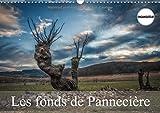 Les fonds de Pannecière : Vision de paysages habituellement engloutis. Calendrier mural A3 horizontal