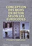 Conception des murs en béton selon les Eurocodes: Principes et applications