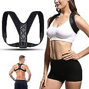 YOMYM Shoulder Straightener - Spinal Reserving Orthopedic Spine Antenna - Full Back Support Posture Corrector