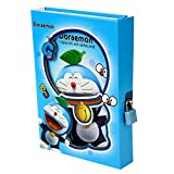Asera Doraemon Lock Diary for Boys Gifts options