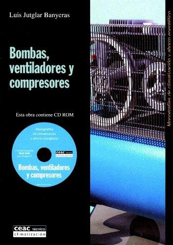 Bombas, ventiladores y compresores