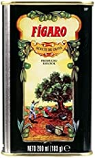 Figaro Olive Oil Tin, 200ml