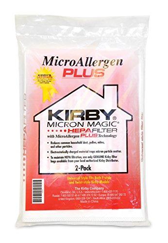 envío desde USA Genuine Kirby Bolsa avalir Micro