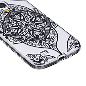 Samsung Galaxy S3/i9300 Case [With Tempered Glass Screen Protector],Grandoin(TM) Fashion Flexible Nice Drawing Printed Pattern Bumper Shell Case ,Excellent Quality Soft Silicone Rubber Extra Ultra Slim Thin TPU Colorful Designs Protective Back Cover Case