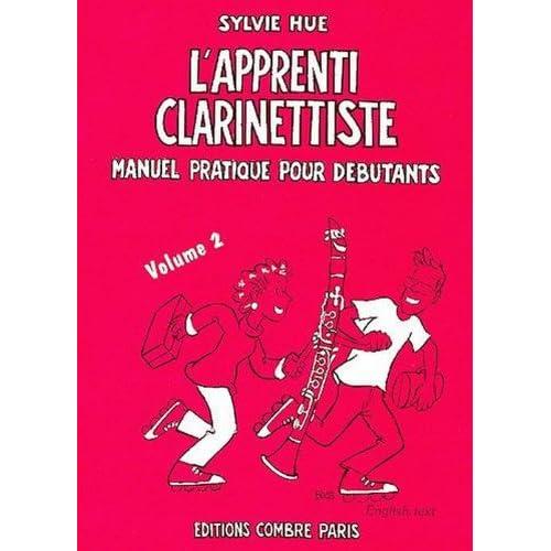 L' apprenti clarinettiste volume 2