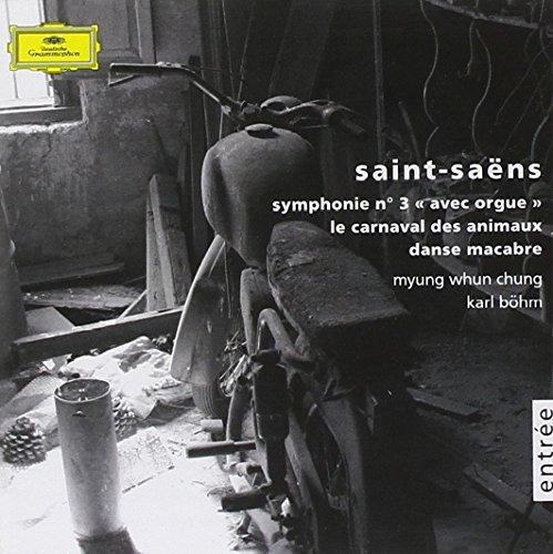 SAINT-SAËNS - Symphonie n°3 - Le carnaval des animaux - Danse macabre