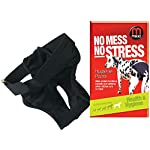 Mikki Dog Hygiene Pant Knickers and Period Pads for Female Bitches on Heat, In Mating Season - X Small
