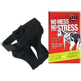 Mikki Hygiene Hygiene Pants, Large 51paOWjiU7L