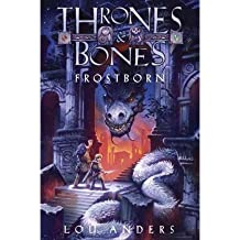 BY Anders, Lou ( Author ) [ FROSTBORN (THRONES AND BONES) ] Aug-2014 [ Compact Disc ]