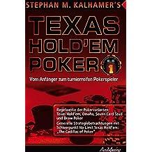 Texas Hold'em Poker: Vom Anfänger zum turnierreifen Pokerstrategen