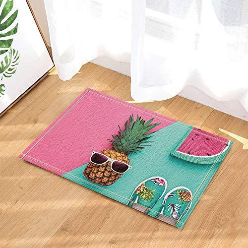 Dsgrdhrty Fruit Art Decors Piña Tropical Gafas Sol