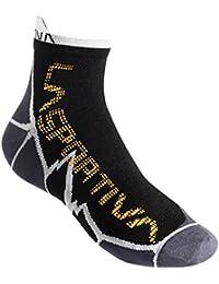 La Sportiva - Long Distance Socks, color black , talla 41 /43