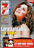 Télé 7 jours - n°2023 - 06/03/1999 - Lara Fabian / Patrick Fiori