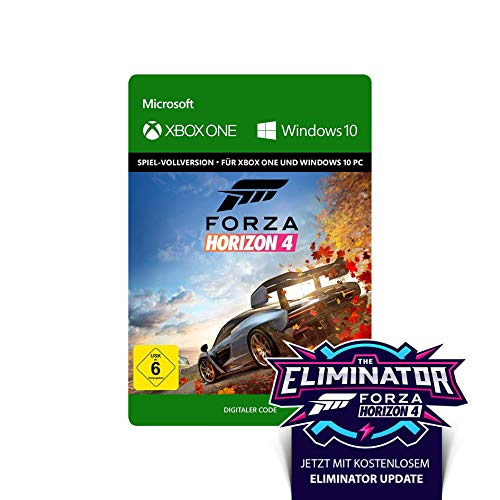 Forza Horizon 4 - Standard Edition - Xbox One/Win 10 PC - Download Code | inkl.