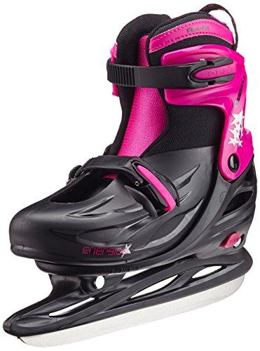 Nijdam Kinder Eishockeyschlittschuhe Verstellbar