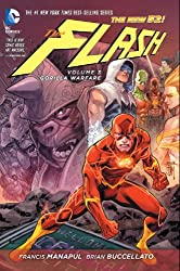 The Flash Volume 3: Gorilla Warfare TP (The New 52) (Flash (DC Comics Numbered))