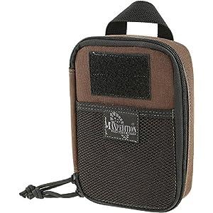 51paXp18VkL. SS300  - Maxpedition Bag Fatty Pocket Organiser, Dark Brown