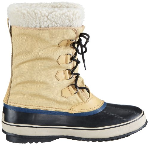 Sorel 1964 Pac Nylon, Bottes de neige homme Marron (Curry, Black 373)