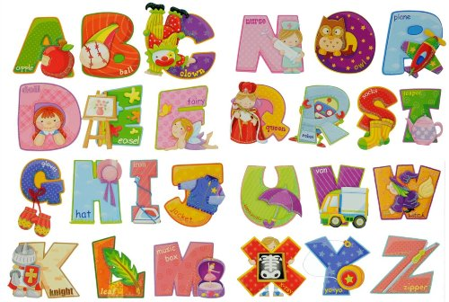 childrens-a-z-alphabet-3d-object-wall-stickers-for-boys-or-girls-bedroom-nursery-fun-educational-abc