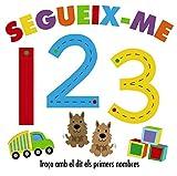 Segueix-me 123 (Catalá - A Partir De 0 Anys - Projecte De 0 A 3 Anys - Llibres Sensorials)