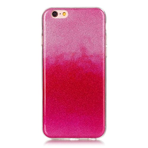iPhone Case Cover iphone 6s Plus-Fall, buntes Muster TPU weichen Fall Gummisilikonhaut Abdeckungsfall für iphone 6s plus ( Color : A , Size : Iphone 6s Plus ) I