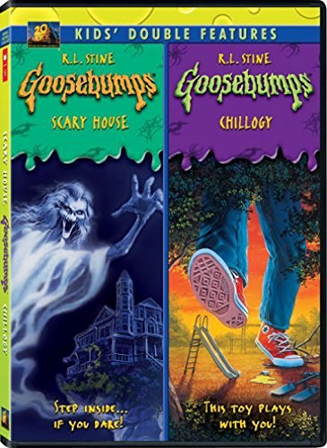 Goosebumps: Scary House + Chillogy Double Feature