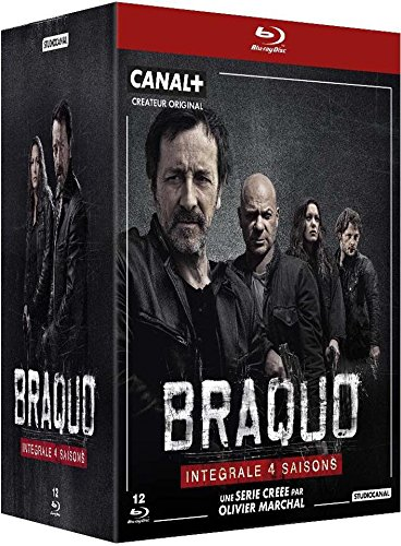 Braquo - Intégrale 4 saisons [Blu-ray]
