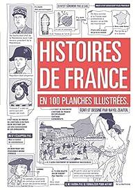 Histoires de France - En 100 planches illustrées par Nayel Zeaiter