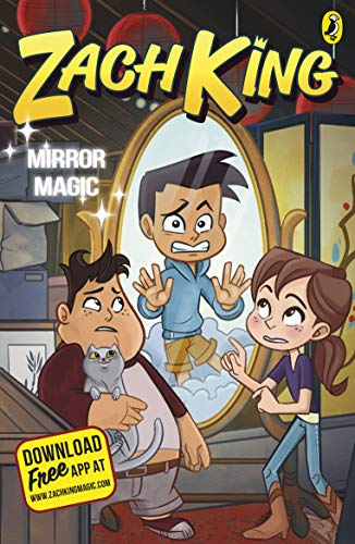 Mirror Magic (My Magical Life book 3) (English Edition)