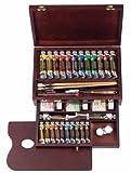 ROYAL TALENS Coffret MASTER Peinture à l'huile REMBRANDT