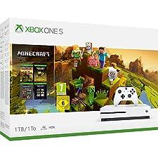 Xbox One S 1TB Console - Minecraft Creators Bundle (Xbox One)