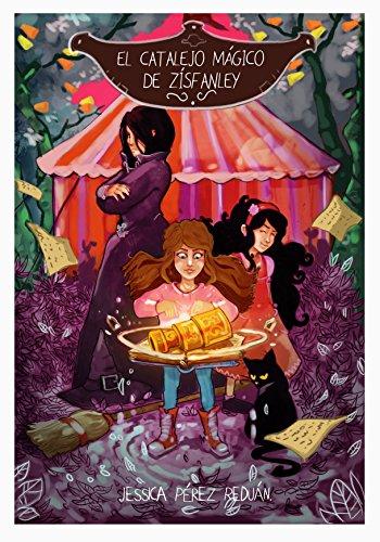 El catalejo mágico de Zísfanley por Jessica Pérez Reduán