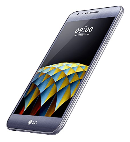 LG X Cam - Smartphone  5 2   c  mara 13 MP  16 GB  Mediatek Octa-Core 1 14 GHz  2 GB de RAM  Android   plata