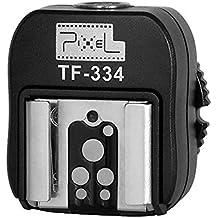 Pixel E-TTL - Zapata adaptadora para flash con puerto para conexión a PC, para cámaras Canon EOS